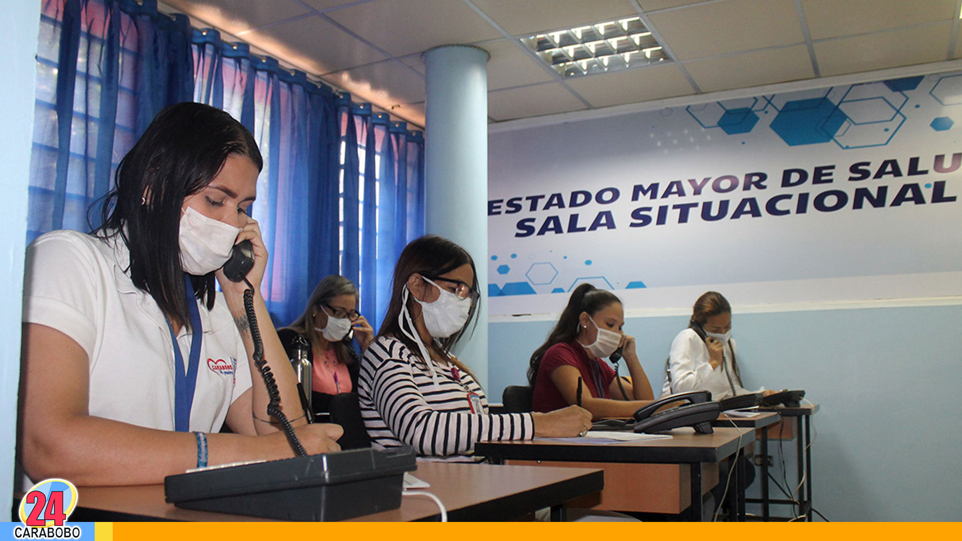 Insalud activa sala situacional - noticias 24 carabobo