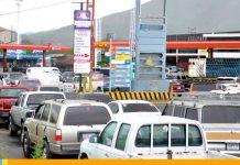 Escasez de Gasolina en Carabobo- noticias 24 carabobo