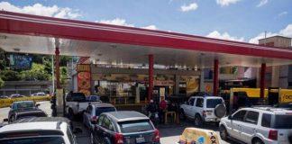 Falta de gasolina en Carabobo - Falta de gasolina en Carabobo