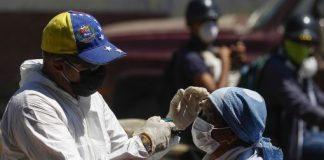 Venezuela asciende a 107 casos - Venezuela asciende a 107 casos