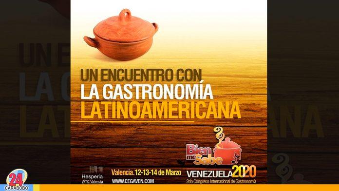2do congreso internacional de gastronomía - noticias 24 carabobo