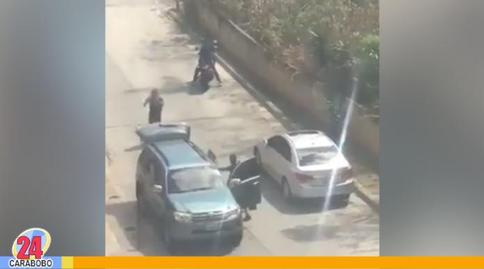 grupos armados secuestran