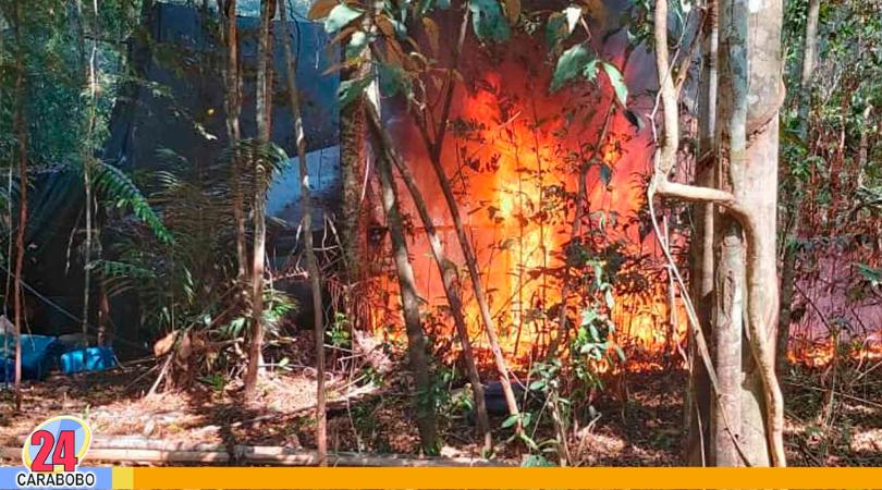 incautan cocaína en la frontera con Colombia