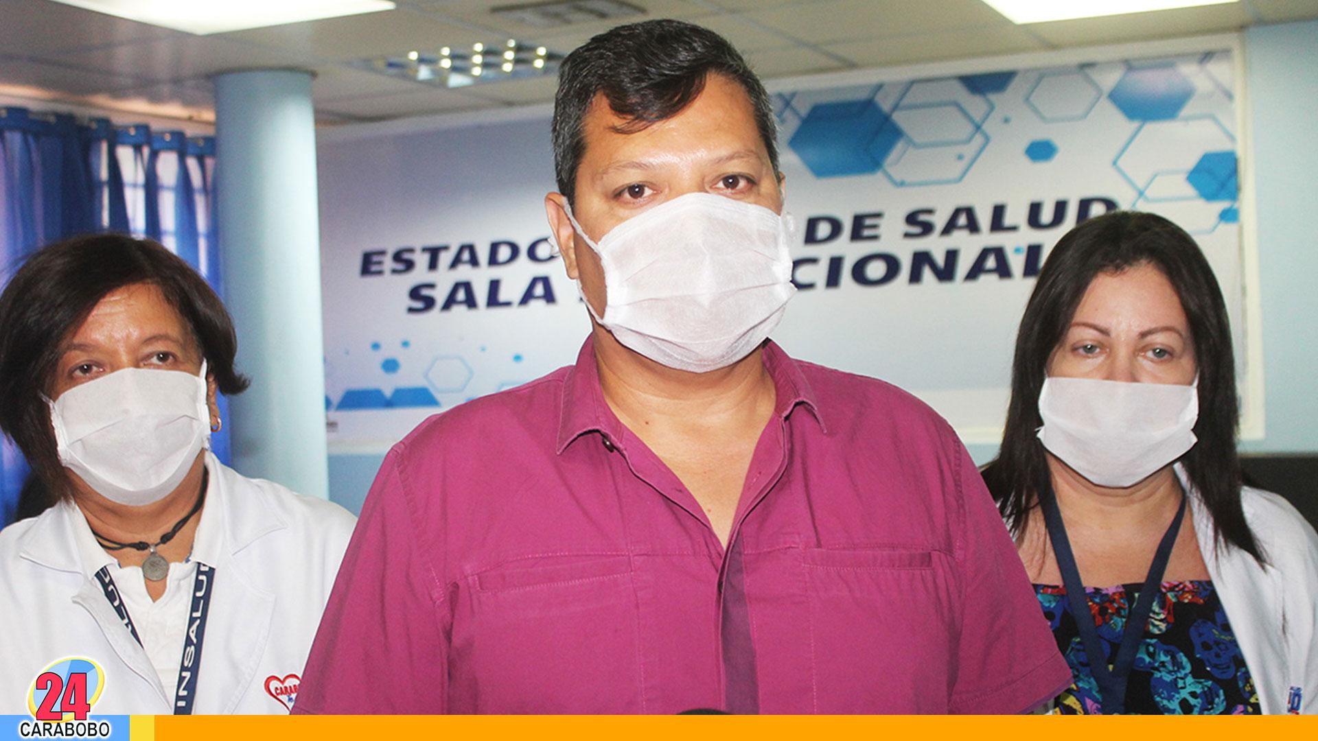 Insalud activa sala situacional- noticias 24 carabobo