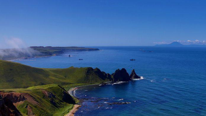 Terremoto en las Islas Kuriles - Terremoto en las Islas Kuriles