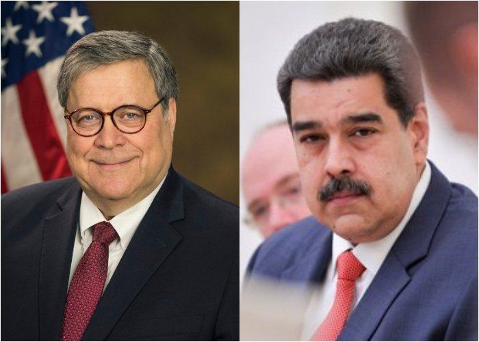 EEUU ofrece recompensa por Maduro