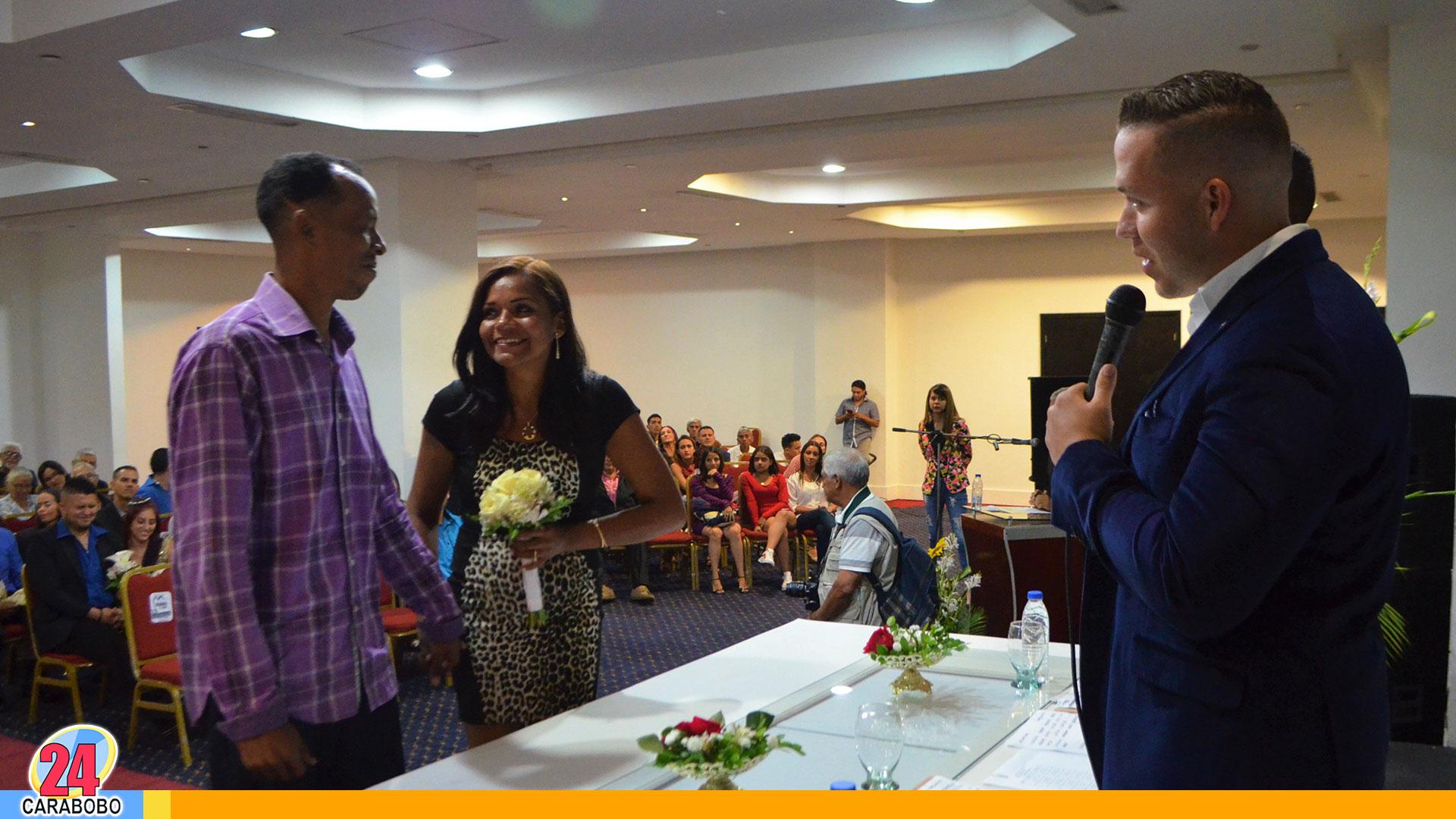 Matrimonio Colectivo en Naguanagua - noticias 24 carabobo