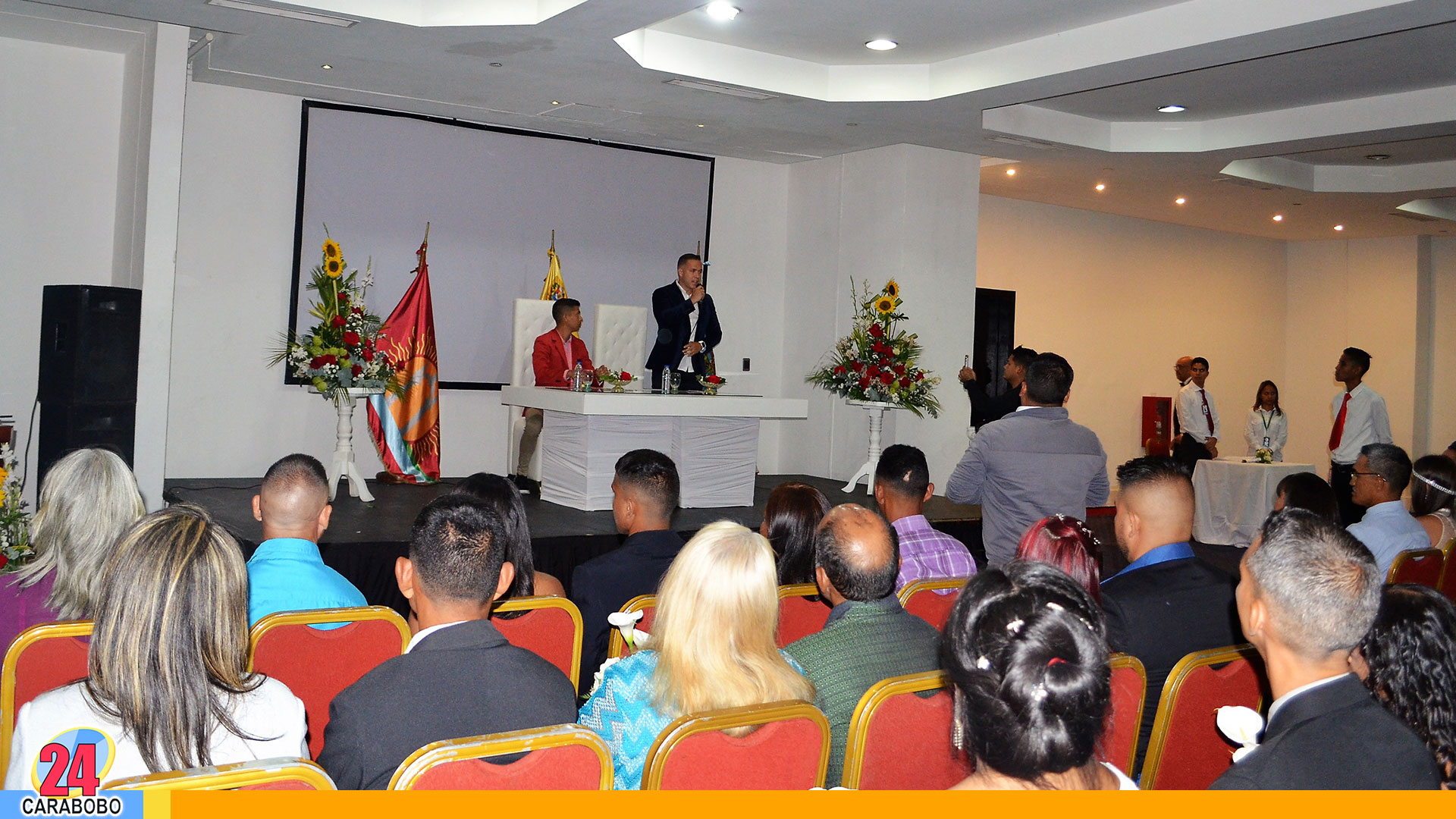 Matrimonio Colectivo en Naguanagua- noticias 24 carabobo