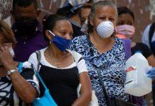 nuevos casos de coronavirus en Venezuela