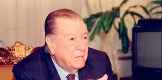 expresidente Caldera sobre los enemigos de Venezuela