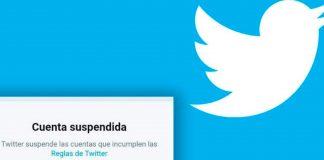 Twitter bloqueó cuenta - noticias24carabobo