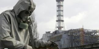 34 años de la explosión Chernobyl
