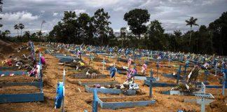 Brasil pasó los 5000 fallecidos - noticias24 Carabobo
