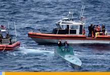 Comando Sur incautó 2.100 kilos de cocaína en el Caribe