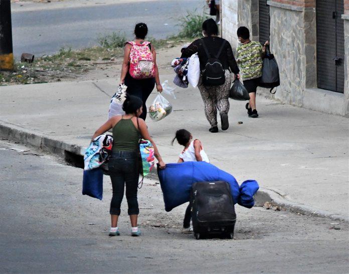Migrantes venezolanos regresan - Migrantes venezolanos regresan