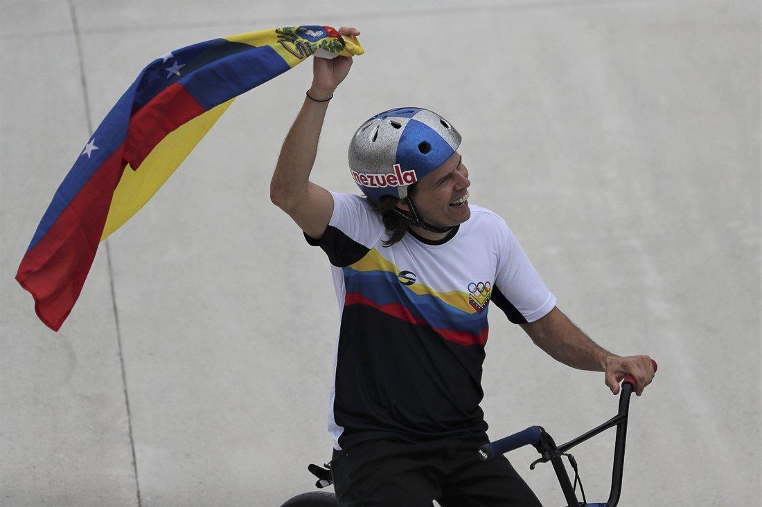 Venezolano Daniel Dhers - Venezolano Daniel Dhers