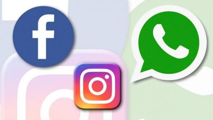fallas en WhatsApp e Instagram
