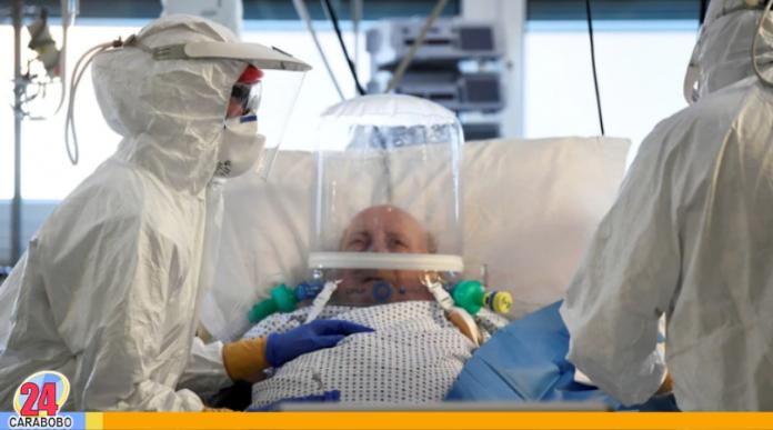 Fallecidos en Italia por coronavirus
