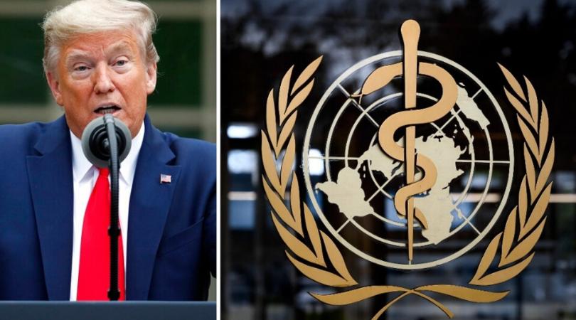 Financiamiento de Estados Unidos a la OMS