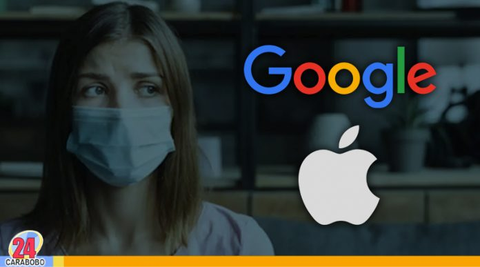 Google y Apple conta la covid-19 - Noticias 24 Carabobo