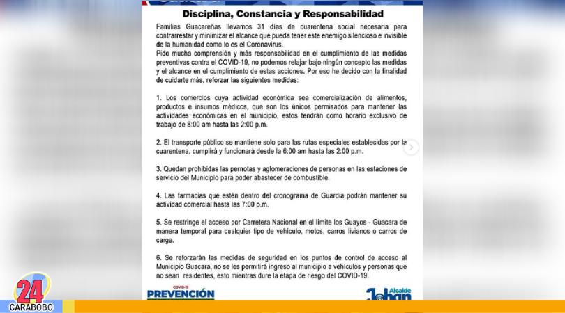 Medidas preventivas contra el COVID-19