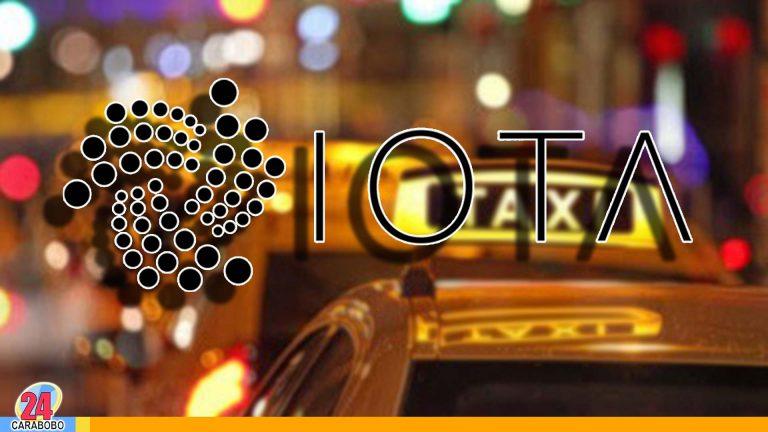 Smart Rider de IOTA apuesta al transporte particular inteligente