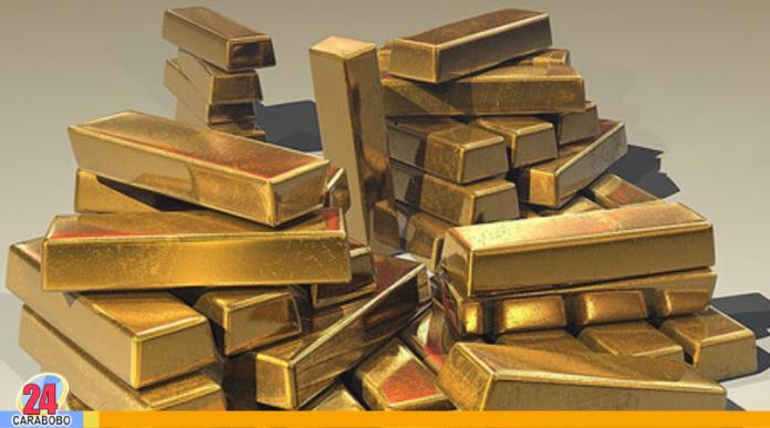 Toneladas de oro salen a Irán