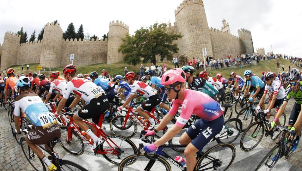 Vuelta a España con 18 tramos - noticias24 Carabobo