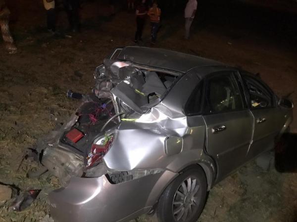 Accidente en Mañongo - Accidente en Mañongo