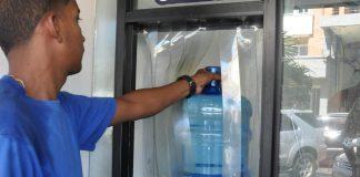 Recarga de agua potable - Recarga de agua potable
