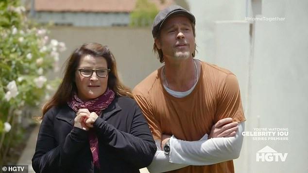 Gesto de Brad Pitt - Gesto de Brad Pitt
