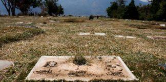 Capellán del Cementerio del Este - Capellán del Cementerio del Este