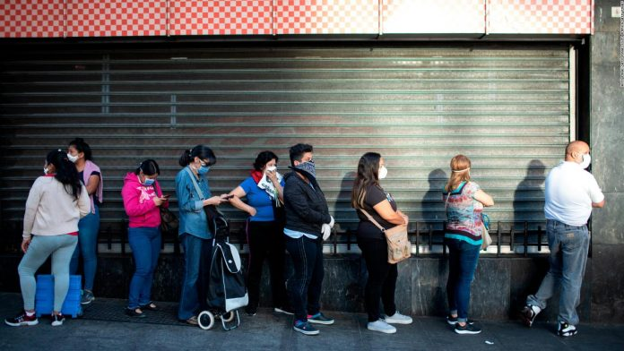 144 casos de coronavirus en Venezuela -144 casos de coronavirus en Venezuela