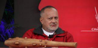 Diosdado Cabello acusó a Roland Carreño - Diosdado Cabello acusó a Roland Carreño