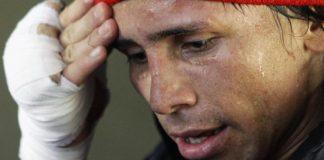 El boxeador Edwin Valero - El boxeador Edwin Valero