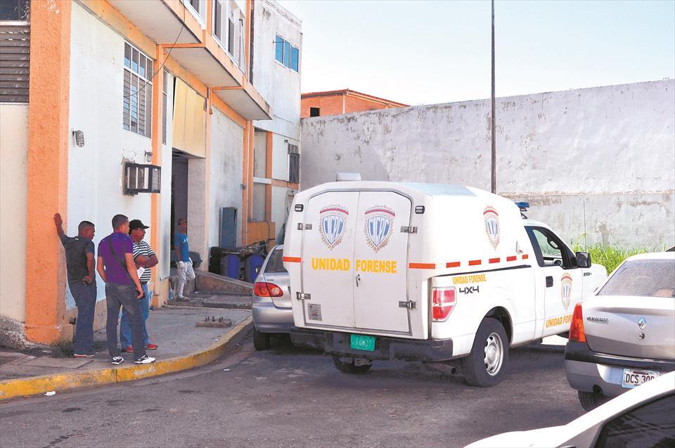 Estrangulada en Aragua - Estrangulada en Aragua