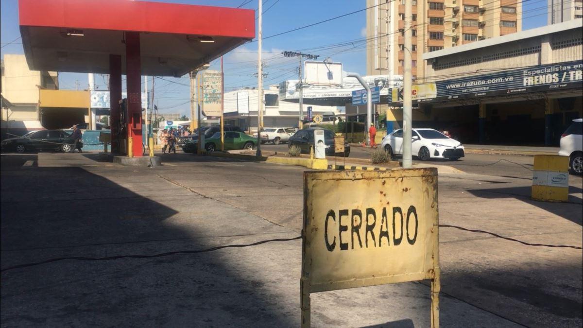 Falta de gasolina en Venezuela - Falta de gasolina en Venezuela