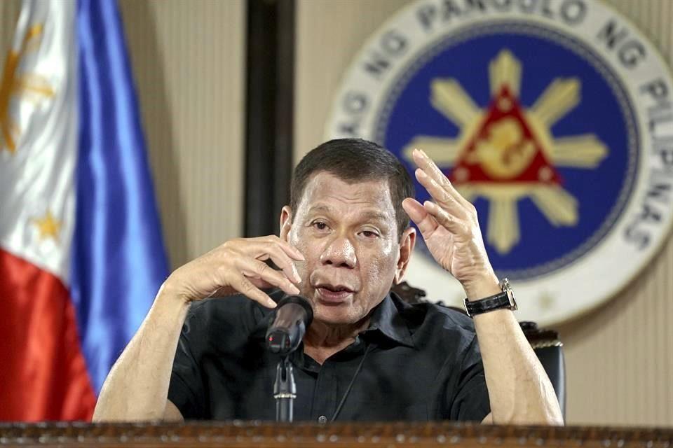 Presidente de Filipinas - Presidente de Filipinas