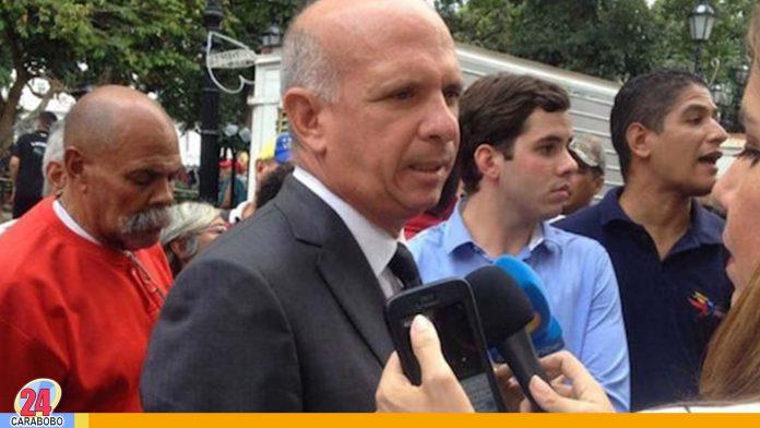 Paradero de Hugo Carvajal - Paradero de Hugo Carvajal