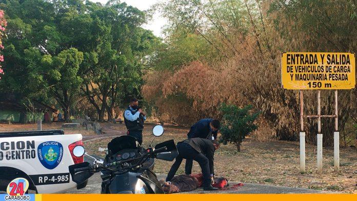 Hallan muerto a ciudadano- noticias24carabobo