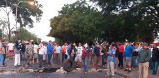 Protestas en Turmero - Protestas en Turmero