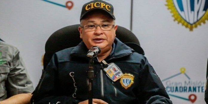 Comisario Douglas Rico - Comisario Douglas Rico
