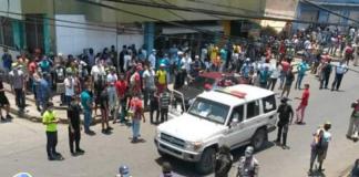 saqueos en Cumanacoa
