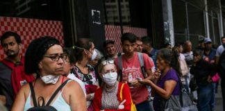 Registros de coronavirus en Venezuela - Registros de coronavirus en Venezuela