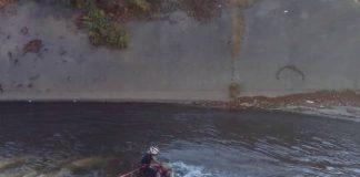 Fallecido en el Río Guaire - Fallecido en el Río Guaire