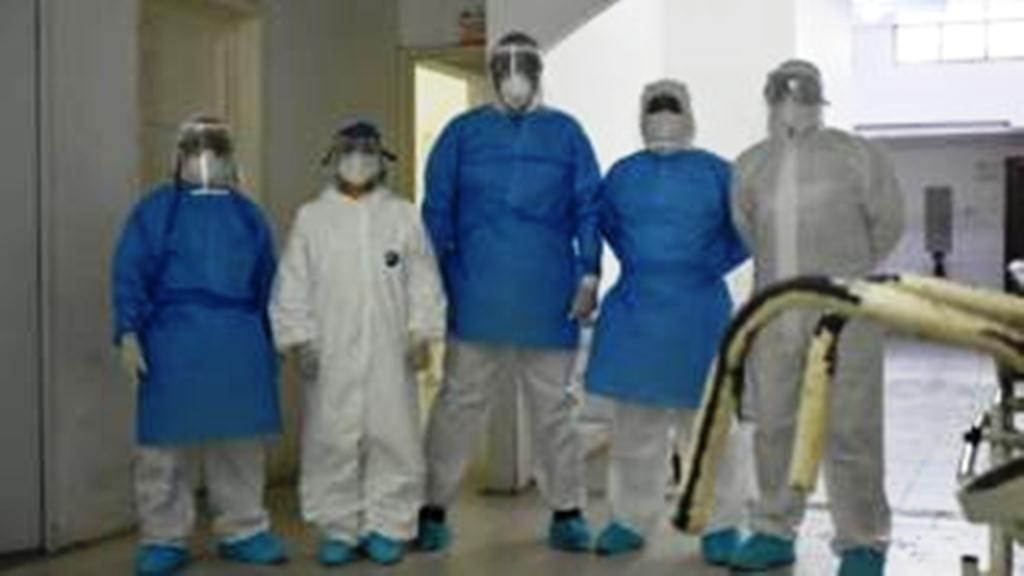 90 mil trabajadores de la salud contagiados - noticias24 Carabobo