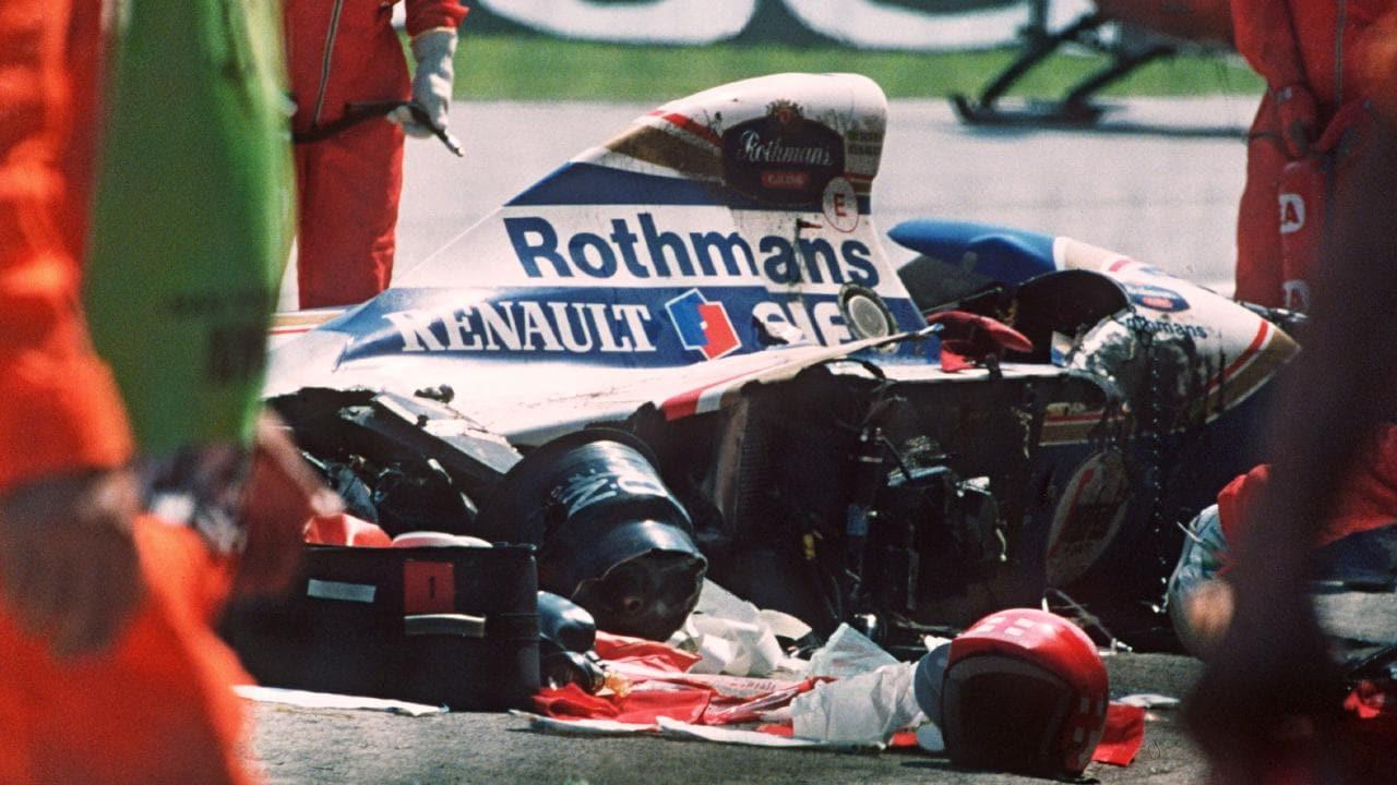 Muerte de Ayrton Senna – Muerte de Ayrton Senna