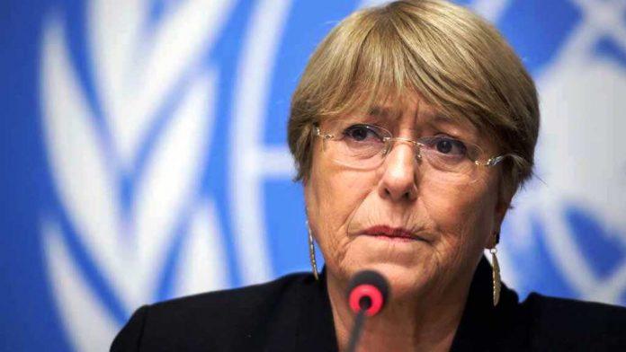 Bachelet alertó excesos por medidas - noticias24 Carabobo