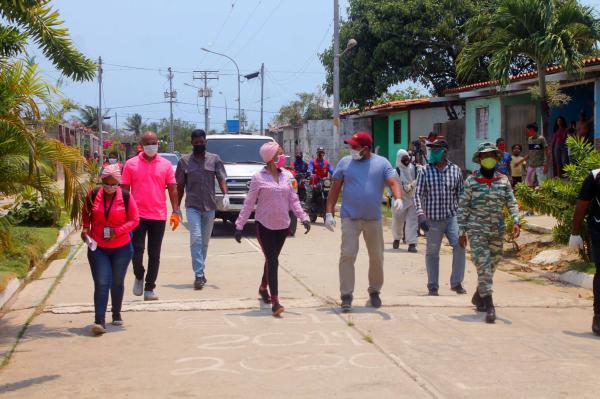 Carabobo atendió a repatriados - noticias24 Carabobo