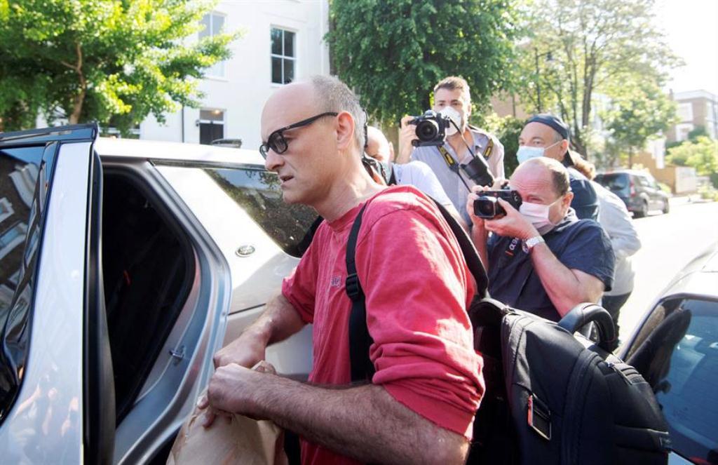 Dominic Cummings no renunciará - noticias24 Carabobo
